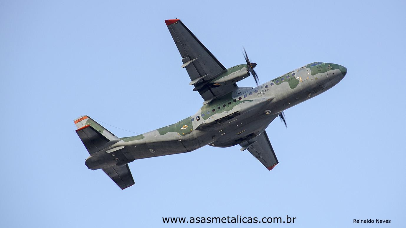C-105 Amazonas SAR